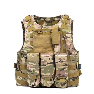 Police Equipment Bulletproof Vest with NIJ IIIA