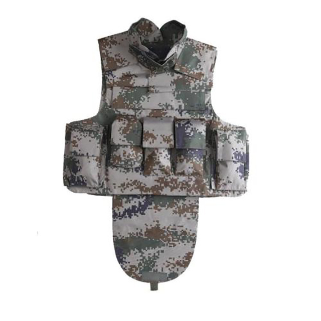 Military Bulletproof Vest for Army with NIJ IIIA