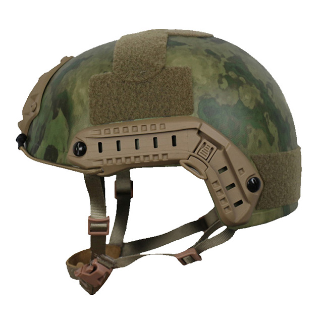 Things you need to know about bulletproof helmet